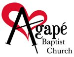 Agapé Baptist Church Logo